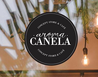 Aroma Canela · Concept Store & Café