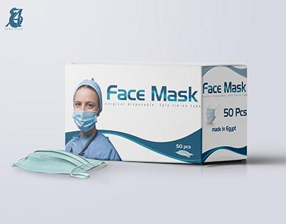 Face mask for medical usage