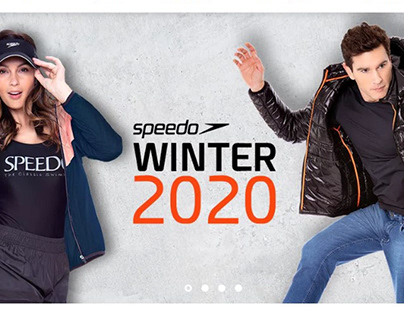 Speedo Brazil - Winter 2020 Collection