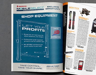 Mobile Select in Professional Distributor Magazine