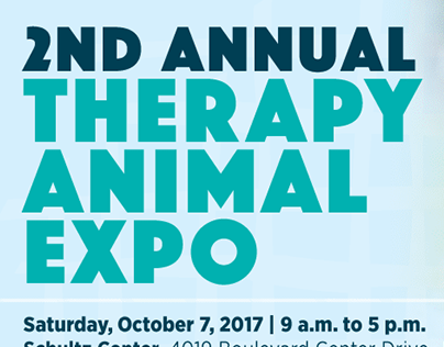 Animal Therapy Coalition Collateral