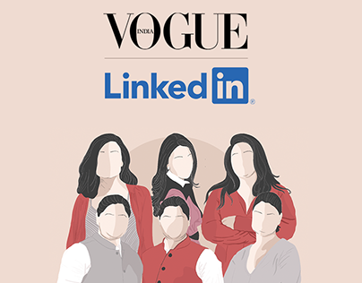 Vogue x Linkedin | Diaries Of A Working Woman
