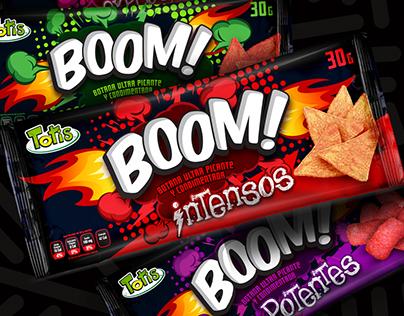Totis Boom!