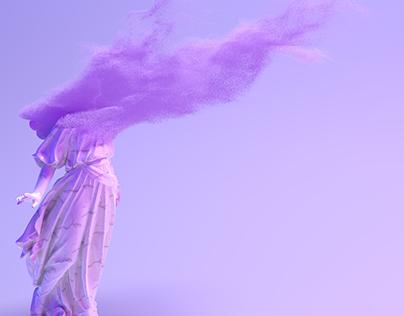 Angel Disintegration
