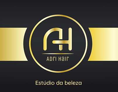 Identidade Visual, estúdio Adri Hair