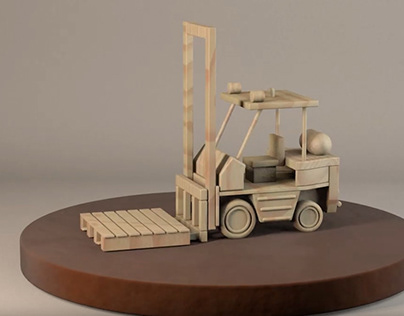 animated wooden toys