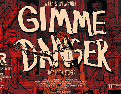 Gimme Danger Film Poster