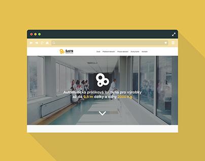 Webdesign - Prášková Lakovna