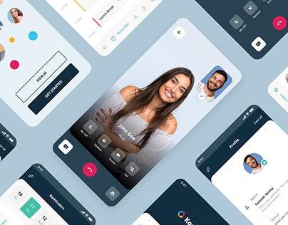 Konnect - Communcation App