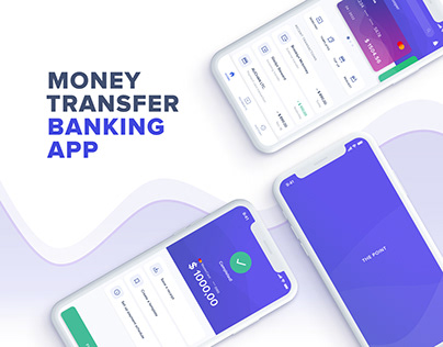 UX/UI design | Money transfer in the banking app