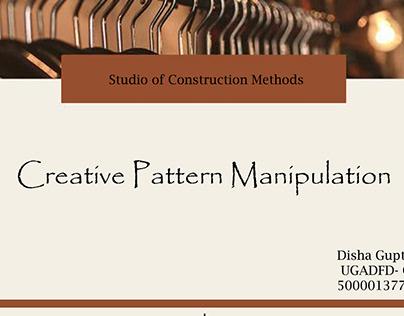 CREATIVE PATTERN MANIPULATION