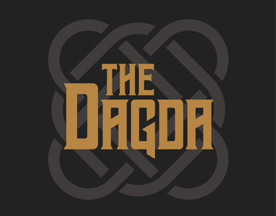 The Dagda: Fine Irish Whiskey Brand Identity