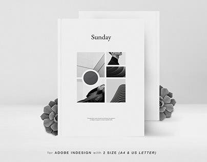 Sunday Moodboard Magazine