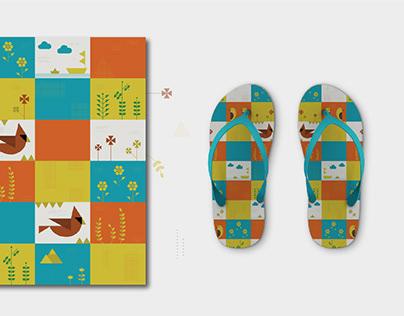 Design for Slippers!