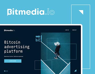 Bitmedia.io - Crypto ad marketplace