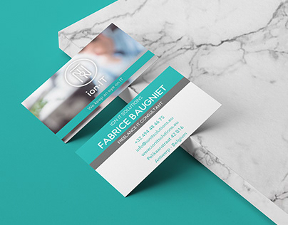 Ion IT Solutions - branding