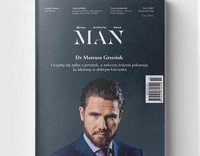 MAN magazine / magazyn MAN