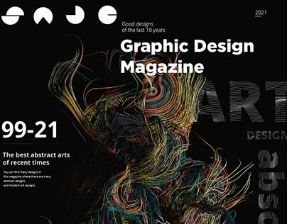 Sade Grafik Tasarım Dergisi