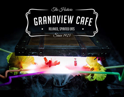 Grandview Cafe Branding Project
