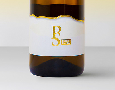 PS Wine Label