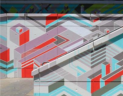 Mural colectivo - Morfología FADU