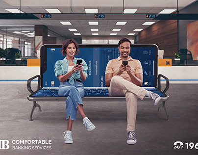 Comfortable Banking Service