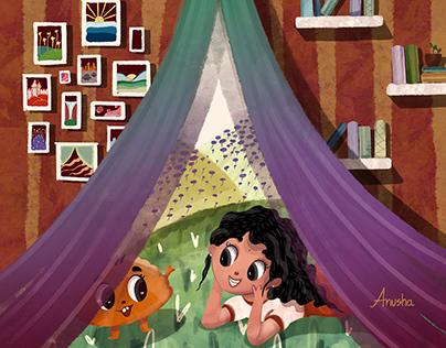 Illustration Study   Children's Books