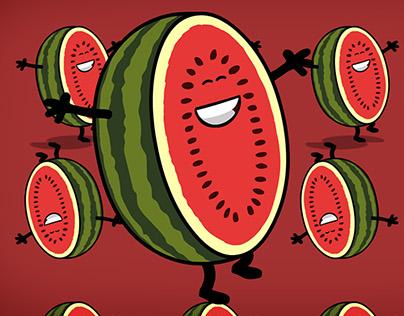 Melon Fun | Ploppenstoppen