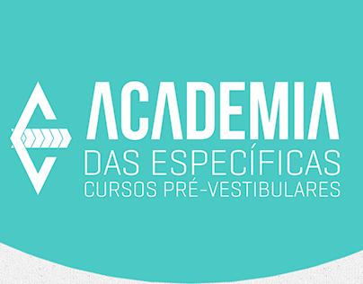 Academia das Específicas