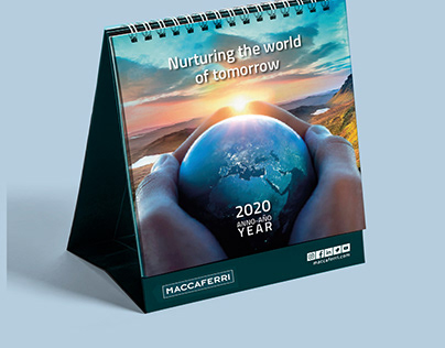 Calendario Maccaferri 2020
