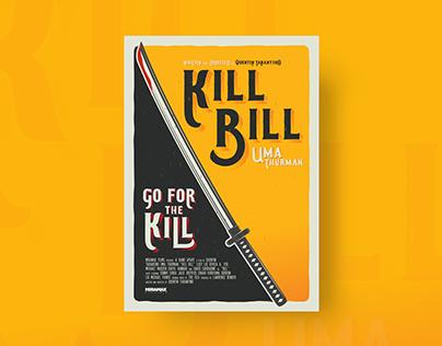 Kill Bill | Poster