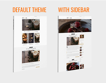VIXEN - Responsive DIY WordPress Theme