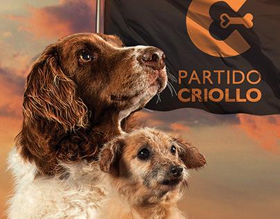 PARTIDO CRIOLLO / FUNDACIÓN CANINA CAMPOALEGRE