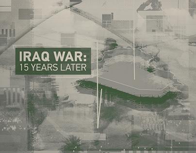 Iraq War Anniversary Package - CGTN