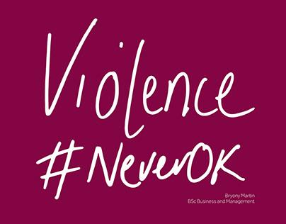 #NeverOK Campaign