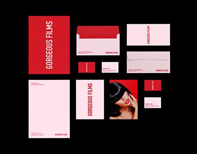 Gorgeous Films / Branding