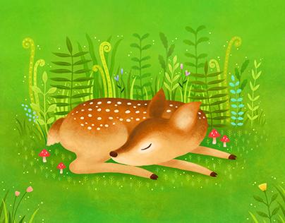 Formosan Sika Deer|GUI Design
