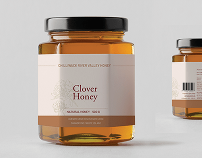 Rebranding Honey Packaging