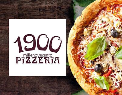 Transformação Digital 1900 Pizzeria