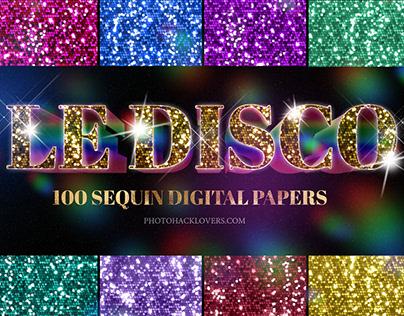 Le disco Bundle Textures kit