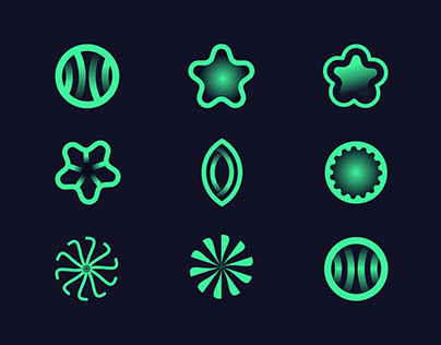 Circle logo| Modern logo design for Your Business.