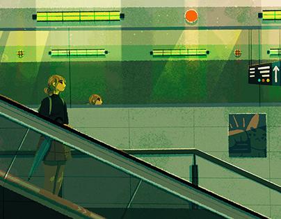 city-escape