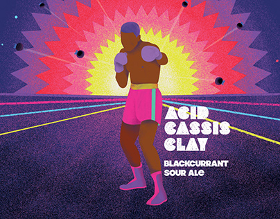 Acid Cassis Clay