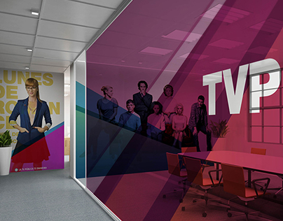 TVP Tv Pública - Identidad institucional