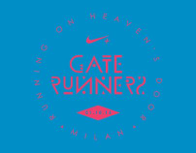 Nike. Gate Runners Club