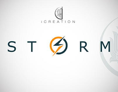 Brand Identity Design For Storm Company