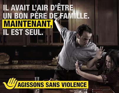 LAHNA BINATNA - Campagne de lutte contre la violence