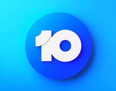 10 Rebrand