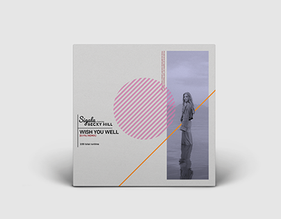 Wish You Well Remix Cover Art for Sigala & Becky Hill