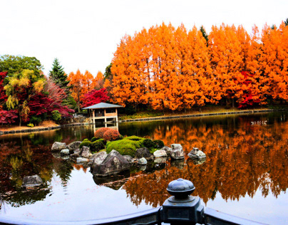 Utsunomiya Park, Japan